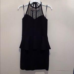 DEB Sparkle High neck Dress